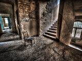 Middle Floor Seating Photographic Print by Nathan Wright
