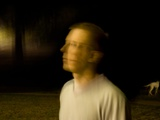 The Blurred Face of a Young Man Photographic Print by Susan Bein