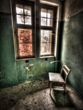 Lunatic Seat Photographic Print by Nathan Wright