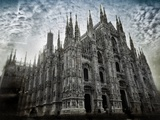 Milan Cathedral Photographic Print by Andrea Costantini