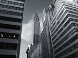 Chrysler Building, East Side, New York City Photographic Print by Sabine Jacobs