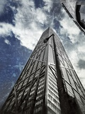 John Hancock Center Photographic Print by Andrea Costantini