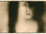Witchy Woman Portrait Photographic Print by Susan de Witt