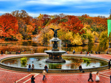 Bethesda Terrace, Central Park, New York City Photographic Print by Sabine Jacobs