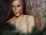 Wild Hair Photographic Print by Clarissa Costa