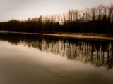 River Reflection Photographic Print by Sharon Wish