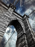 Brooklyn Bridge Photographic Print by Andrea Costantini