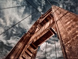 Golden Gate Bridge Photographic Print by Andrea Costantini