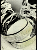 Worn Trainers Photographic Print by Cristina Carra Caso