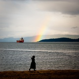 Under the Rainbow Photographic Print by Sharon Wish