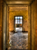 2 Doors and a Chair Photographic Print by Nathan Wright