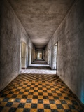 Checkers Photographic Print by Nathan Wright