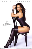 Kim Kardashian Chair Print