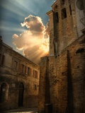 Citta Sant'Angelo Photographic Print by Andrea Costantini