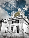 Secession Building Photographic Print by Andrea Costantini