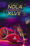 Super Bowl XLVII New Orleans Prints