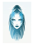 Winter Giclee Print by Jeff Langevin