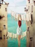 Mediterranean Photographic Print by Marta Orlowska