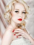 Divine Idylle Photographic Print by Andreea Retinschi