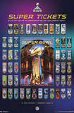 Super Bowl Tickets Posters
