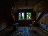 TV Room Photographic Print by Nathan Wright