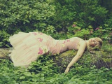 Sleeping Beauty Photographic Print by Sabina Rosch