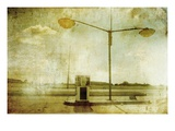 Old Fuel Pump Photographic Print by Mia Friedrich