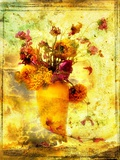Love Bouquet Photographic Print by Bernard Jaubert