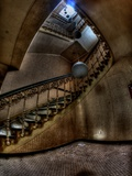 Down Stairs Photographic Print by Nathan Wright