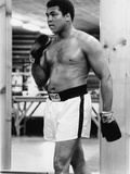 Boxing Great Muhammad Ali Photographic Print by Vandell Cobb