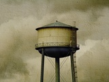 A Water Tower Photographic Print by Susan Bein