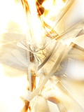 Abstract Photographic Print by Paul Cooklin