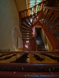 Urbex Stairs Photographic Print by Nathan Wright