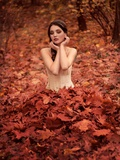 Autumn Queen Photographic Print by Dimitri Caceaune