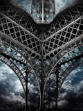 Eiffel Tower Photographic Print by Andrea Costantini