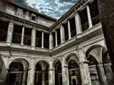 Bramante Cloister Photographic Print by Andrea Costantini