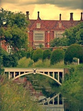The English Garden Photographic Print by Tim Kahane