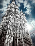 Westminster Abbey Photographic Print by Andrea Costantini