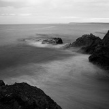 Rocks, Hemmick Beach, Cornwall Photographic Print by Paul Cooklin