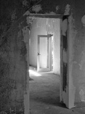 An Interior of an Old Building Photographic Print by Rip Smith