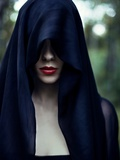 Veil II Photographic Print by Josefine Jonsson
