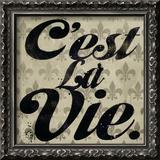 C'est La Vie Posters by Daniel Bombardier