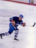 Ice Hockey Player Photographic Print