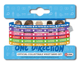 One Direction Gummy Bracelets Bracelet