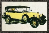 Mercedes Typ 400, 1925 Art by Andy Warhol