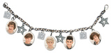 One Direction Charm Bracelet Bracelet