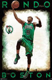Rajon Rondo - Boston Celtics Prints