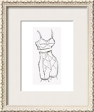 Bra and Girdle, c.1958 Prints by Andy Warhol