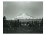 Mt. Hood, Oregon - Horse Meadow and Camp Photograph Prints by  Lantern Press