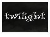 Twilight - Forks, Washington Art by Lantern Press